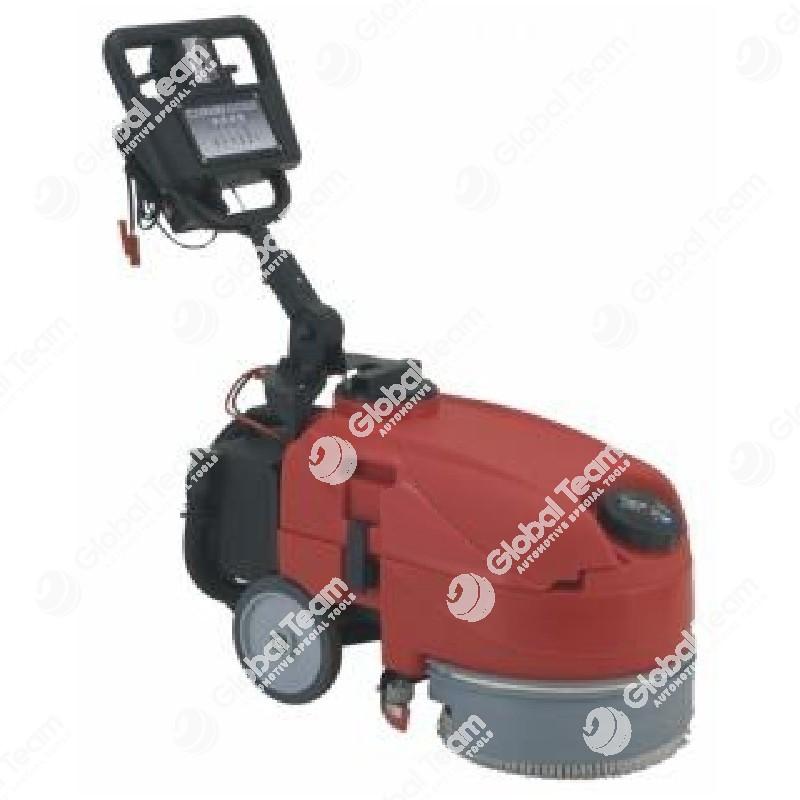 Lava asciuga pavimenti - elettrica a batterie - uomo a terra - 900 mq/h
