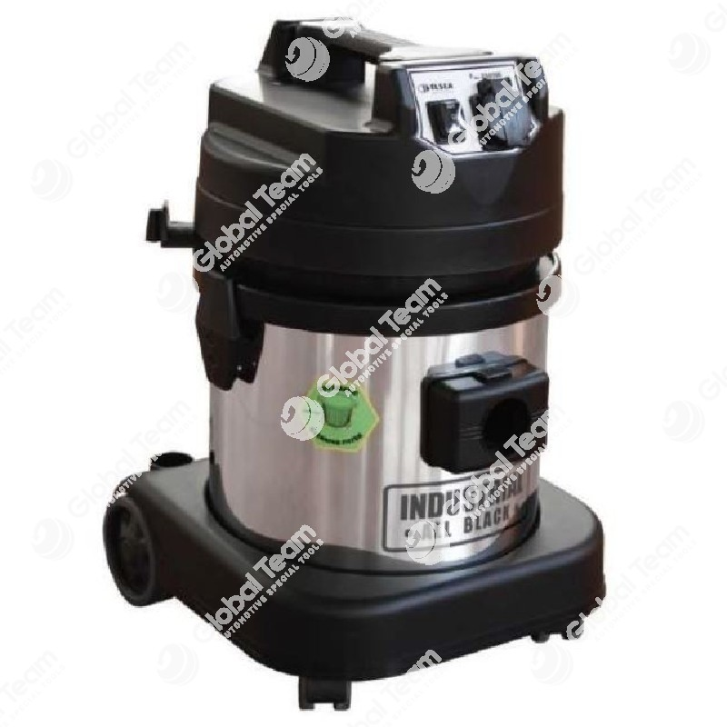 Aspirapolvere automatica per utensili elettrici e pneumatici - si avvia e si ferma automaticamente con l'accendere e lo spegnere dello strumento