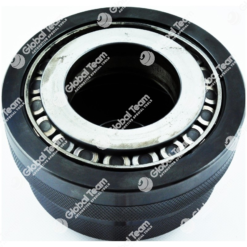 Appiglio per cuscinetti conici cambi ZF - Attacco diam. 94mm - Chiuso 117,5mm - Aperto 129,5mm