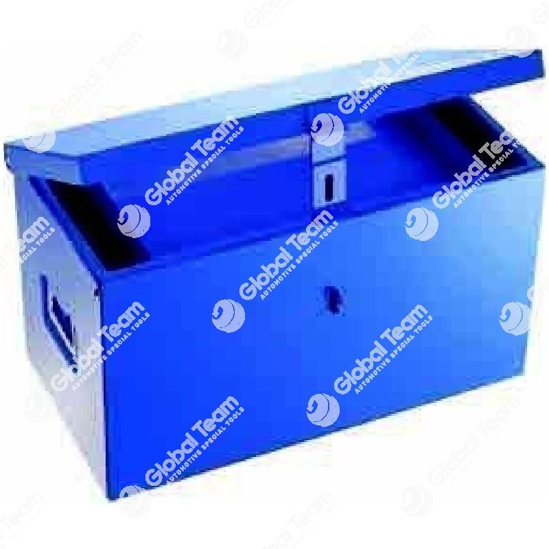 Cassa metallica porta estrattore art. CB01800