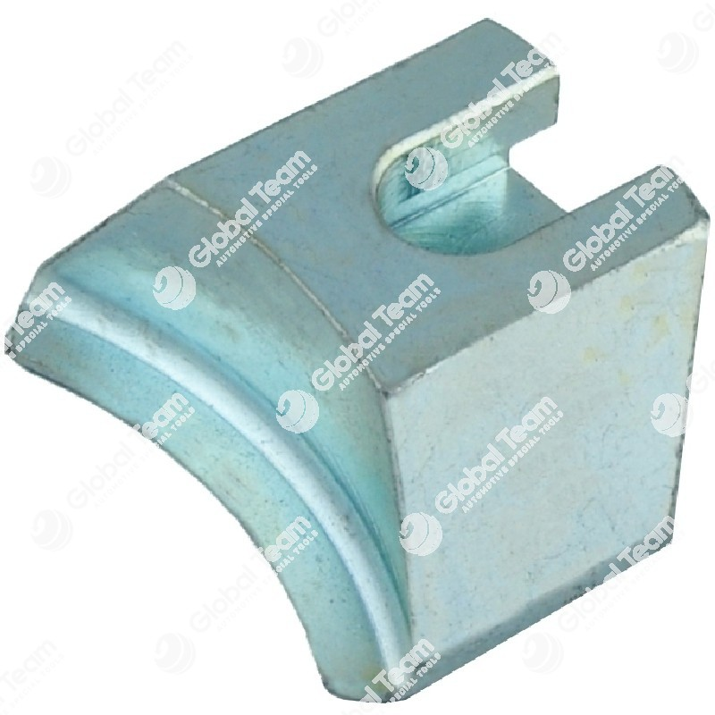 Zampetta singola (25S) - Spessore  5mm - Profondita' 3mm