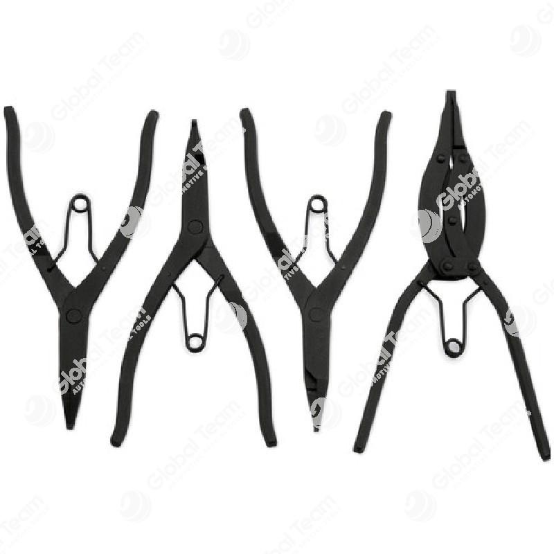 Kit 4 pinze per anelli elastici cambi (l.200mm) originali Snap-on