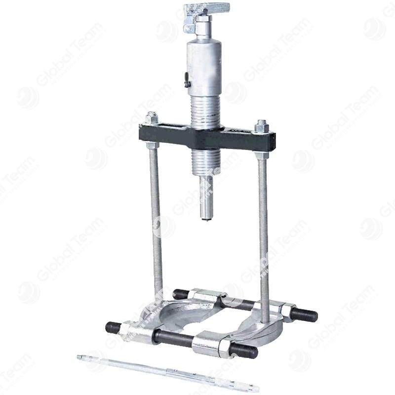 Estrattore separatore con pompa idraulica manuale 12 Ton - ghigliottina 120-290mm -