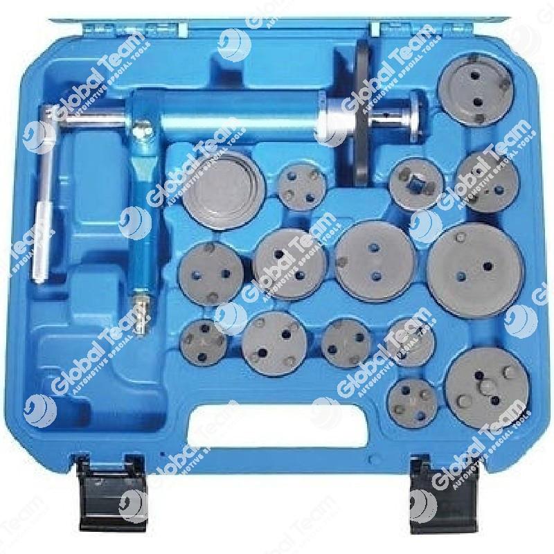 Arretratore pneumatico per cilindretti freno vetture e veicoli commerciali + piattello IVECO Daily