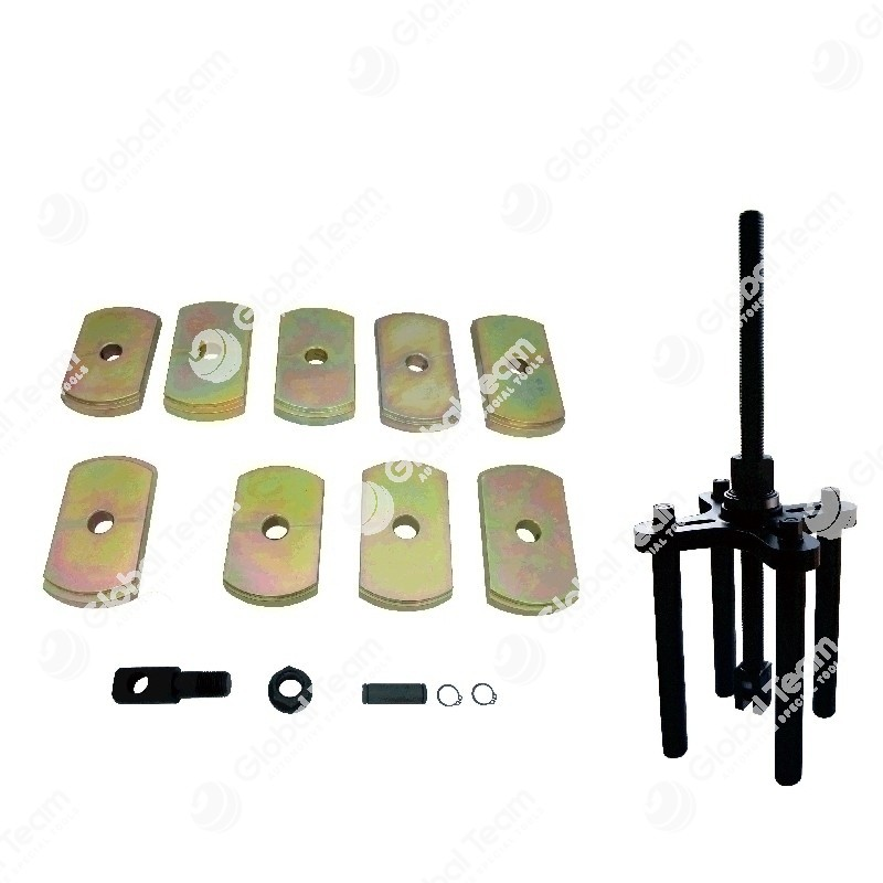 Estrattore canne cilindri per veicoli commerciali ed industriali - con 9 aggrappi