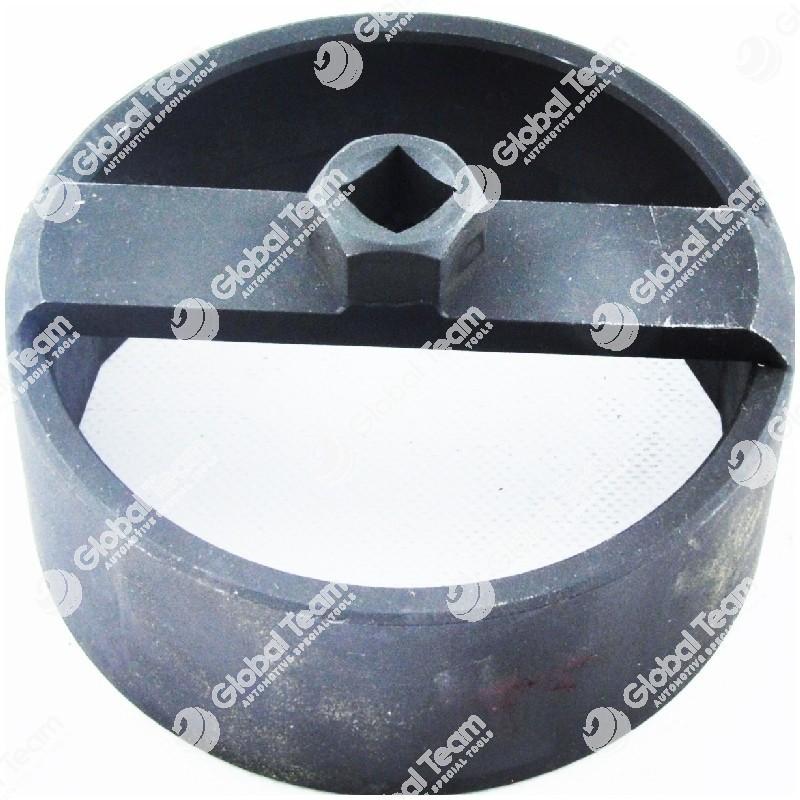 Chiave a tazza per filtri in plastica gasolio IVECO Stralis - Lati 15 - Misura 112,5mm