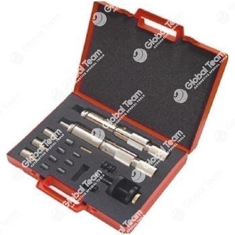 Centrafrizioni universale Klann per veicoli commerciali e industriali (MT01701 = 42-52mm - MT01702 = 36-45mm - MT01703 = 24-36mm)