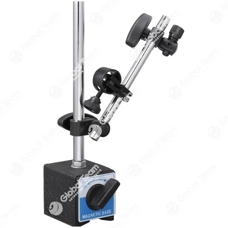 Base magnetica snodata porta comparatore per messa in fase motori IVECO Cursor