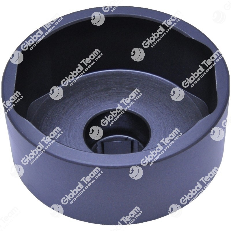 Bussola ovale per calotte assali BPW - 110 mm