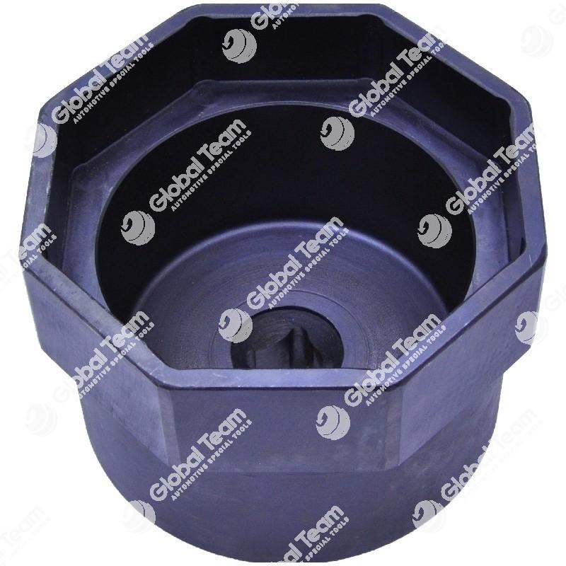 Bussola ottogonale per assali ROR (freni a disco) - 112 mm