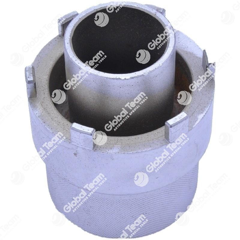 Chiave per ghiera mozzi posteriori MERCEDES 1213 - 1117 - 6x75