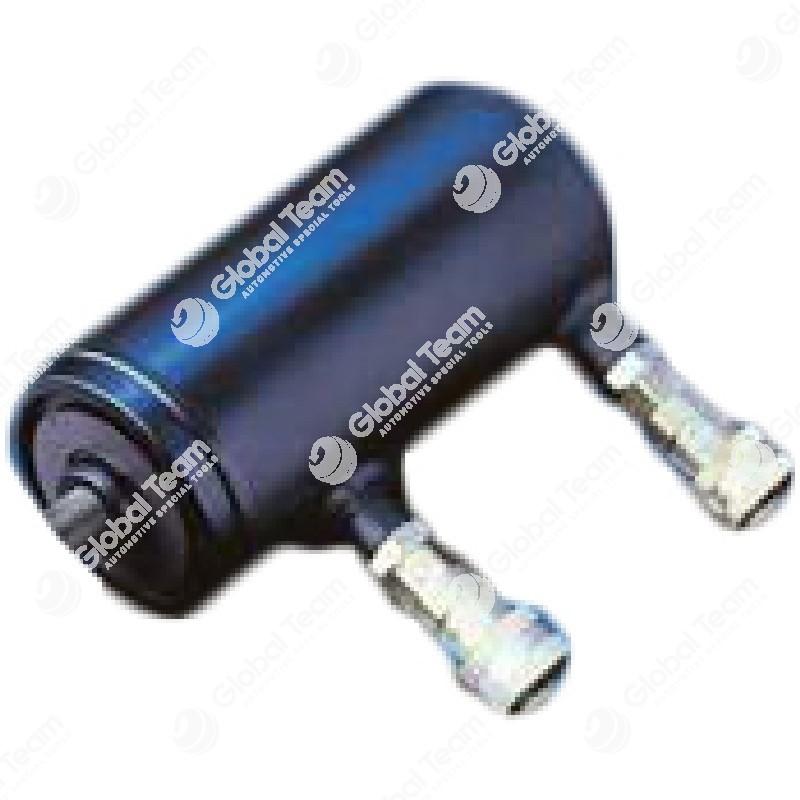 Pistone 15ton 400bar (x IVECO Daily) - diam.80 mm - Lunghezza 180 mm