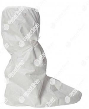 Gambaletto protettivo per sanificare e per camminare in ambienti sterili