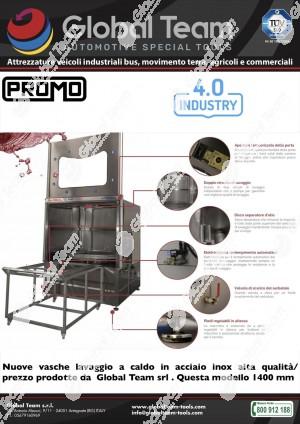 Promozione vasche lavaggio a caldo alto rapporto qualità'/prezzo . Questa cestello 1400 mm