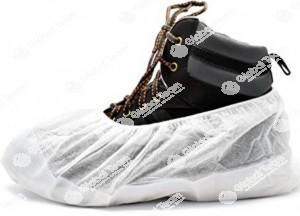 Copri scarpe a normativa per igenizzare ambienti o camminare in zone sterili