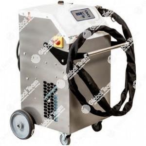 Macchina ad induzione per riscaldamento dei materiali ferrosi potenza 5Kw alimentazione 220V