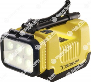 Pila portatile Led a batteria ricaricabile ad alta luminosità per lavori in soccorso stradale e in esterna