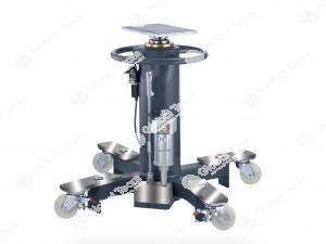 Sollevatore 3 velocità oleopneumatico