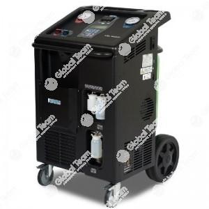 Stazione di ricarica impianti aria condizionata automatica SNAP-ON per vetture, autocarri e autobus - gas R134a - serbatoio 40kg - display 5 - stampante termica