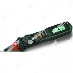 Multimetro a penna con puntale a scomparsa