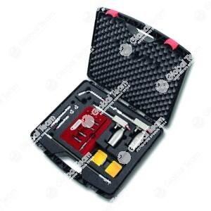 Motometer prova compressioni motori con cartellino stampato
