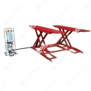 Sollevatore elettro-idraulico a forbice a bassa alzata (max 1mt)