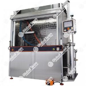 Macchina per il lavaggio ad alta pressione ed asciugatura dei filtri anti-particolato (DPF-FAP) veicoli industriali, commerciali e vetture