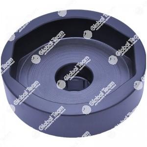 Bussola ovale per calotte assali BPW - 120 mm