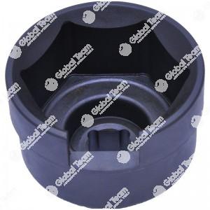 Chiave esagonale per coprimozzi anteriore IVECO Eurocargo - 65 mm