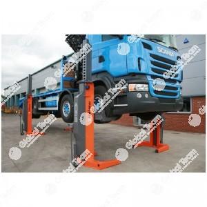 Ponte 4 colonne mobili wireless 8.5 ton a colonna (trasporto e montaggio esclusi) - Finkbeiner