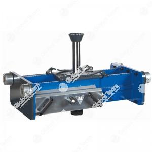 Sollevatore da fossa scorrevole a 1 pistone da 20 ton pneumatico - Ac Hydraulic - 380-580 mm