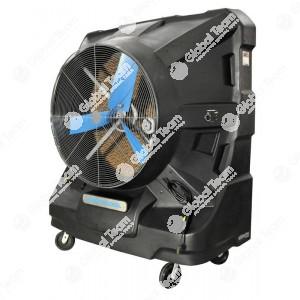 Generatore mobile di aria fresca per ambienti officine veicoli industriali , economico e certificato