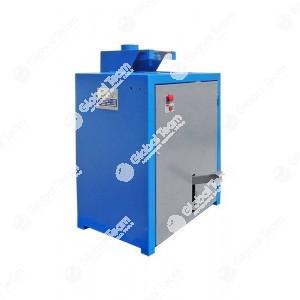 Taglierina da produzione, con disco d'acciaio fissato al suo interno, per tubi flessibili fino a 2″ 4SP.