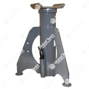 Cavalletto a spina medio 410 mm chiuso - 640 mm aperto 10 ton