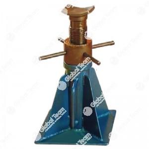 Cavalletto con reggispinta medio 470 mm chiuso - 680 mm aperto 15 ton