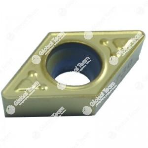 Inserto singolo romboidale grande superficie piana (rivestito giallo)