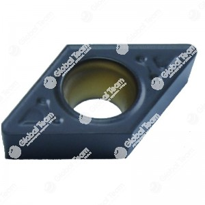 Inserto singolo romboidale grande (rivestito nero)