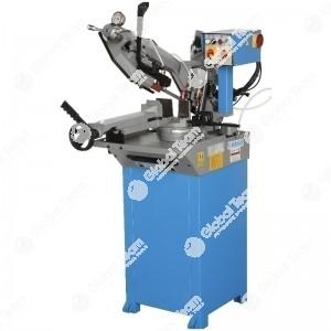 Segatrice a nastro con discesa manuale e idraulica capacita' taglio 90°-210 mm/45° - 140 mm