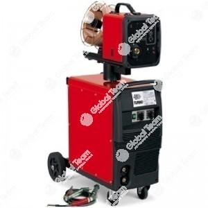 Saldatrice a filo continuo per ferro, acciaio, acciaio inox e alluminio - Telwin