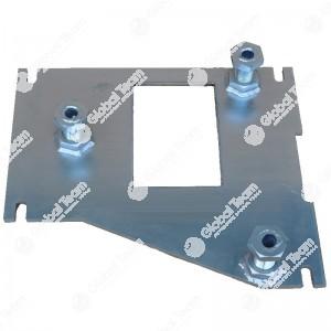Supporto per cambi ZF S16 da usare con banco rotazione cambi e differenziali