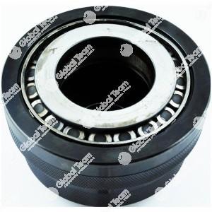 Appiglio Rollex per cuscinetti conici cambi VOLVO (con griffe prolungate) - Attacco diam. 64mm - Chiuso 71,5mm - Aperto 75,5mm