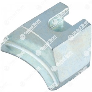 Zampetta singola (24S) - Spessore  5mm - Profondita' 5mm