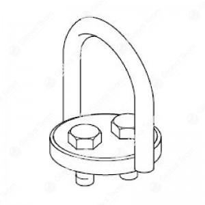 Dispositivo di sollevamento per uscita completa