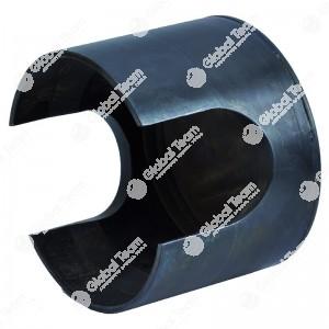 Tassello di spinta per l'applicazione degli anelli di sicurezza davanti alle molle a tazza del pistone cambi ZF 1x56 137 105 (ZF ECOMAT)