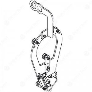 Cdisk dispositivo di montaggio frizione e volani (optional CB08602) veicoli industriali - Blitz