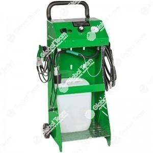 VARIO 5-20MO spurgo leveraggio marce idrauliche (elettrico) capacita' tanica 5-20lt (x olio pertosil) - Stierius