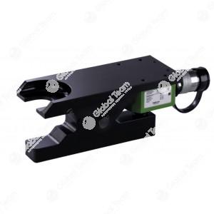 Estrattore snodo barra trasversale e barra di spinta con pistone idraulico . Extra compatto