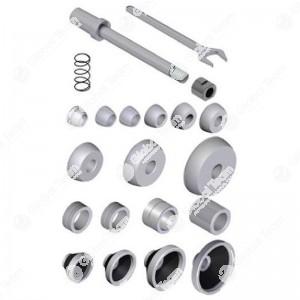 Accessori di centraggio tamburi e dischi medi albero diam. 30mm