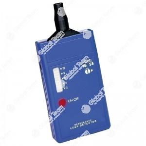 Cerca perdite aria professionale ad ultrasuoni per impianti frenanti con indicatore luminoso e cuffie