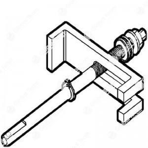 Attrezzo per estrazione canne cilindri IVECO